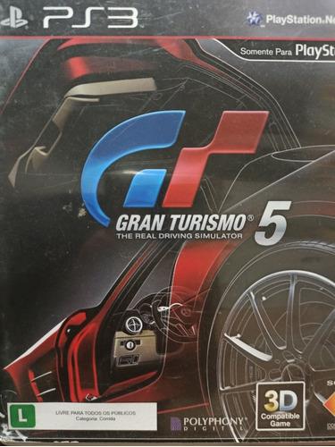 Gran Turismo 5 Ps3 Original , A Pronta Entrega