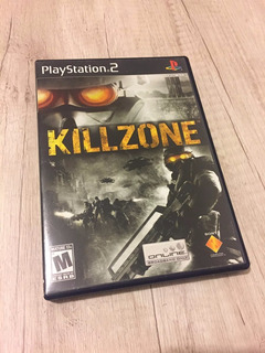 Kill Zone Ps2 Original Nuevo