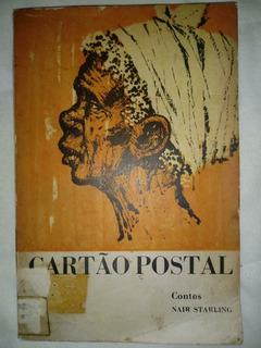 Livro Cartao Postal (contos)- Autografado - Nair Starling
