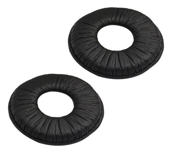 Auscultadores Almofada Capas Para Sony Mdr Zx100 Zx300 V250