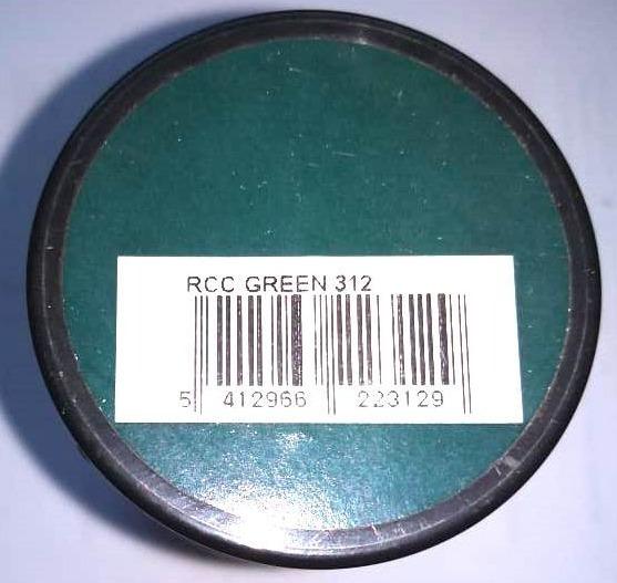 Tinta Spray Polycarbonate Ghiant Rc Verde Britain 150ml Ghi