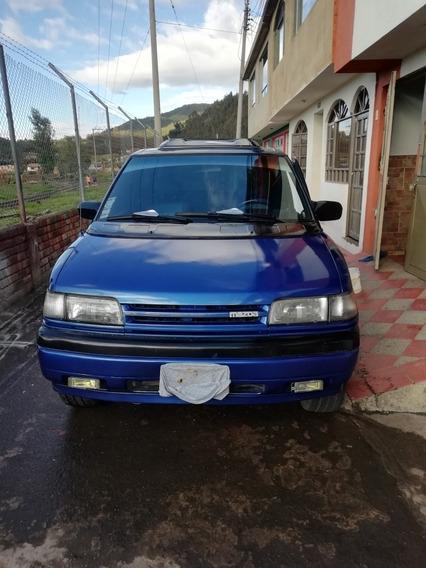 Mazda Mpv Todo Al Día