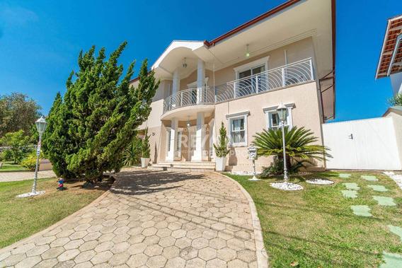 Casa Residencial À Venda, Condomínio Jardim Paulista I, Vinhedo-sp - Ca4984