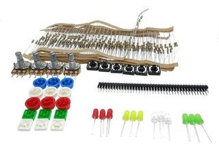 Kit Componentes Basicos Electrónica Arduino