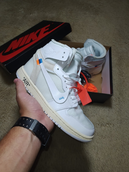 Nike Air Jordan 1 & Off White