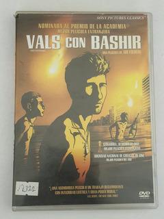 Pelicula Vals Con Bashir - Dvd Original - Los Germanes