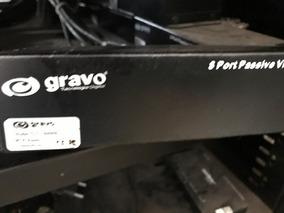Conversor Passivo Gravo Gvt8400p-8 Canais-preto