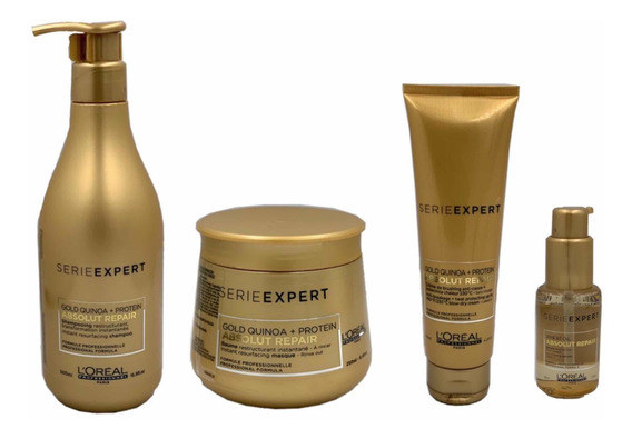 Tratamiento Completo Absolut Repair Loreal 4 Productos
