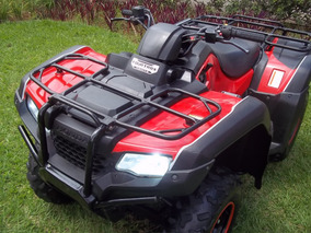 Quadriciclo Honda Fourtrax 2014 4x4 Faço Entrega