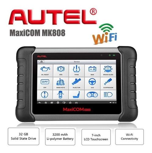 Escaner Profesional Autel Maxicom Mk808