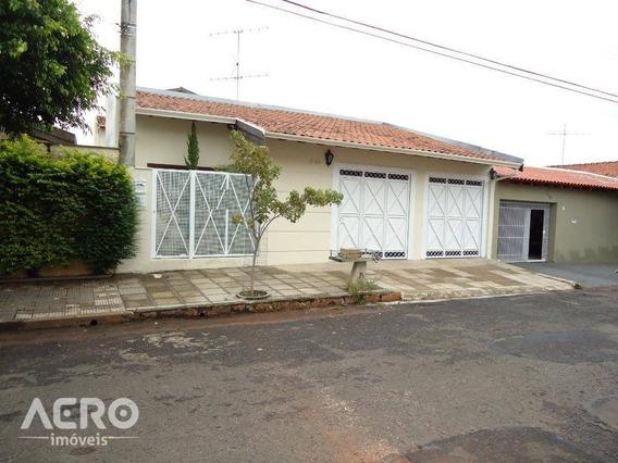 Residência Na Vila Santa Clara, Próximo À Av. Duque De Caxias, Contendo 04 Dormitórios Sendo 01 Suíte - Ca1932