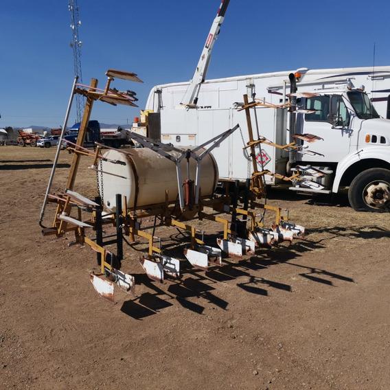 Fusmigadora Aspersora Para Tractor Agricola De 200 Litros