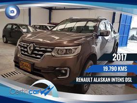 Renault Alaskan Financio Sin Inicial