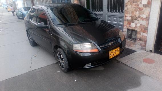 Chevrolet Aveo L.s 1.4 A.c