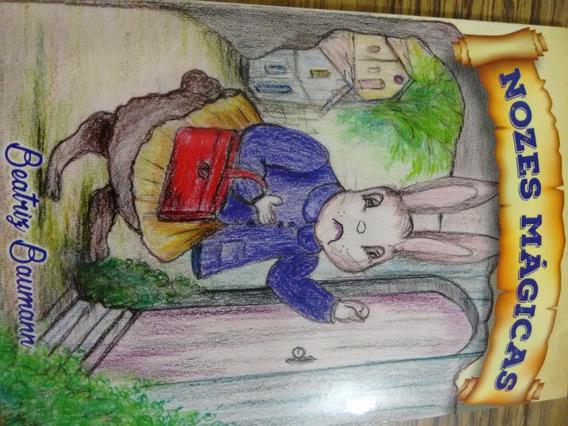Livro Infanto-juvenil Nozes Mágicas