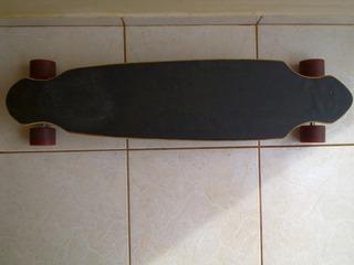 Longboard Skate Novinho Vendo/troco Em Bike Aro29 Ou Celular
