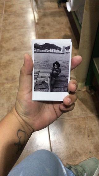 Revelação De Foto Polaroid