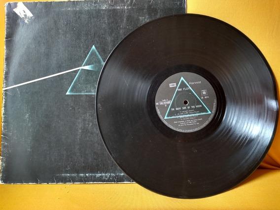 Lp Disco Vinil Pink Floyd The Dark Side Of The Moon 1974