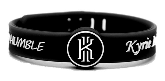 Pulseira Nba Kyrie Irving - Brooklyn Nets - Basquete Celtics