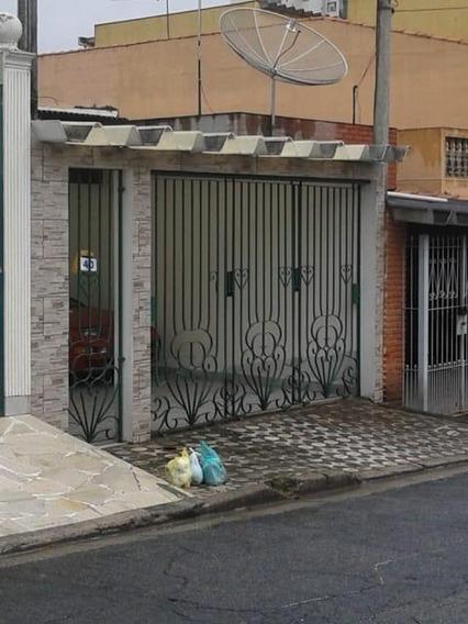 Casa Térrea 1 Dormitório - Baeta Neves - São Bernardo Do Campo - 46036