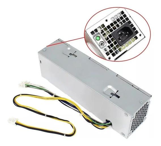 Fonte Desktop Dell Optiplex 3020 7020 9020 T1700 H1fwx 255w