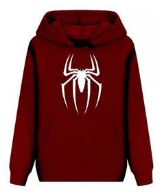 Moletom Homem Aranha Marvel Blusa De Frio Spider Man Game