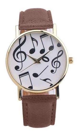 Relógio Feminino Music