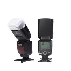 Flash Canon Triopo Tr 950 T4i T6 T5i 6d 7d 70d 80d 5d 1100d
