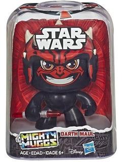 Star Wars Mighty Muggs Darth Maul Hasbro