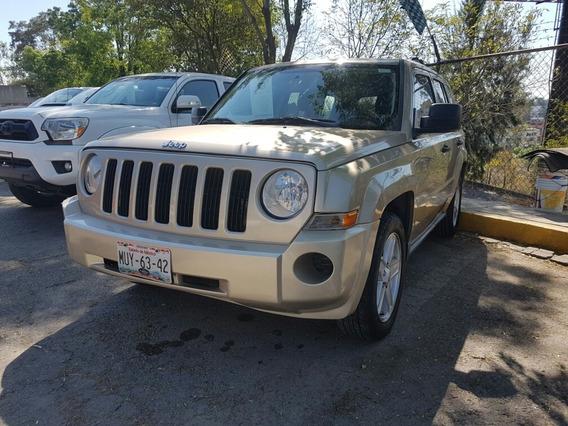 Jeep Patriot Base Aa Abs Ba 4x2 Cvt 2010