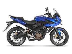 Moto Bajaj Rouser As 200 Promocion 0km Urquiza Motos