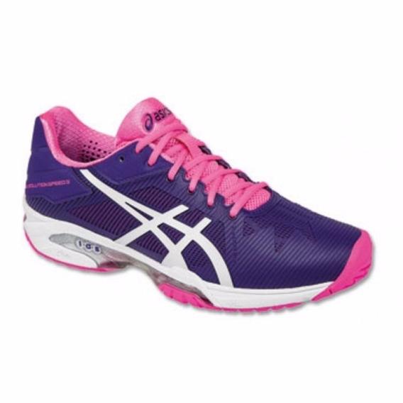 Tênis Asics Gel Solution Speed 3 Tennis, Volei, Squash, Hand