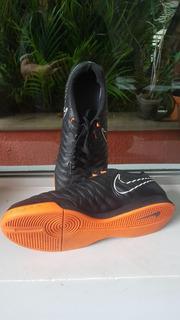 Chuteira Tiempox Nike 40 ; 8 1/2 Us Preta