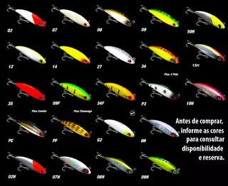 04 Iscas Artificiais Borboleta Perversa 10cm/21g - Promoção
