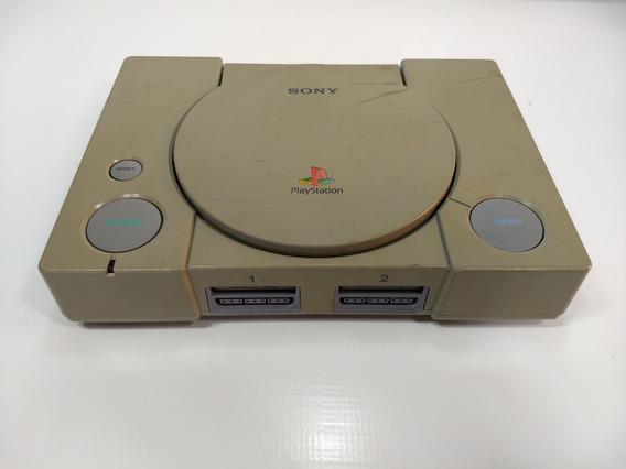 Video Game Ps1 Playstation Console Funcionando --leia--