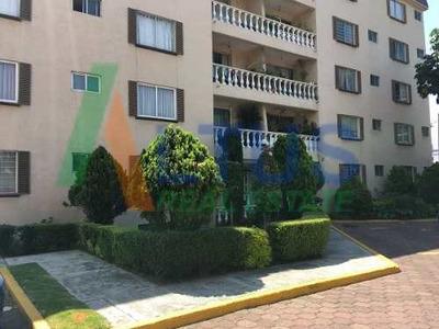 Departamento En Renta, Col. Espartaco, Coyoacán