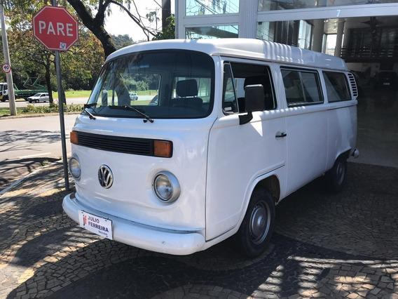 Volkswagen Kombi 1.6 Std Lotação Gasolina Manual 1998