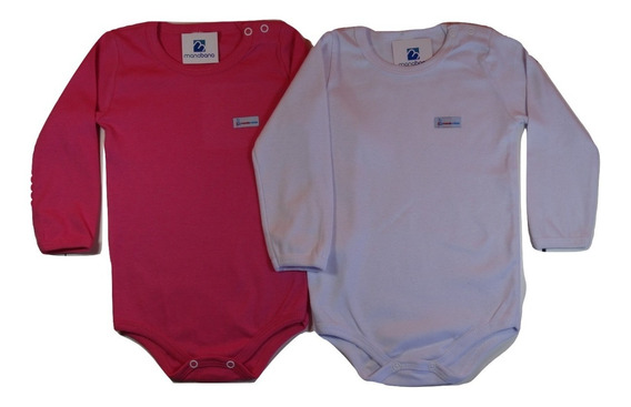 Kit 9 Body Infantil Menina Menino Enxoval Bebe 1 A 3 Anos
