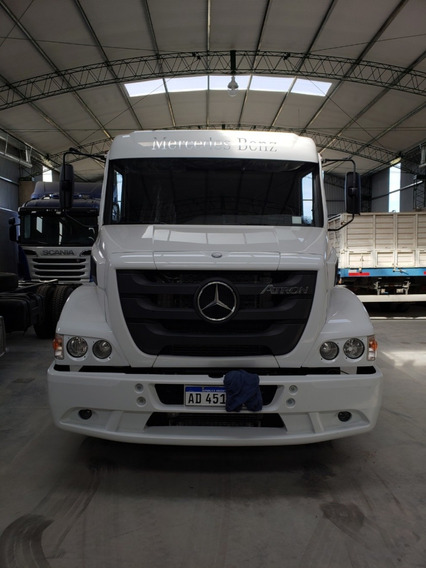 Mercedes Benz Atron 1735 Año 2018 0km