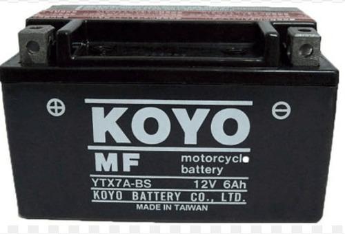 Baterias Koyo Ytx7a-bs