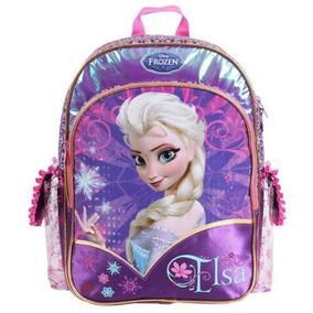 Mochila Infantil G Dermiwil Frozen Elsa - Original