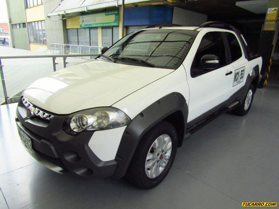 Fiat Strada Strada Adventure