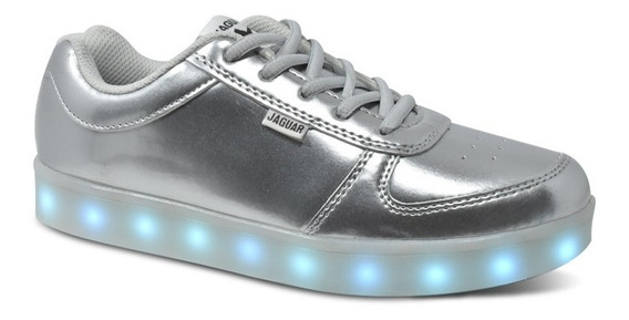 Zapatillas Luces Leds Jaguar 4010