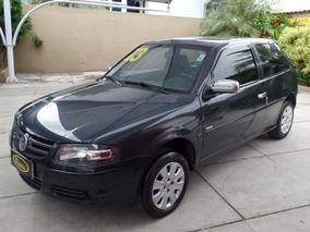 Vw - Volkswagen Gol Trend G Iv 2013/2013 1.0 2pts Cinza