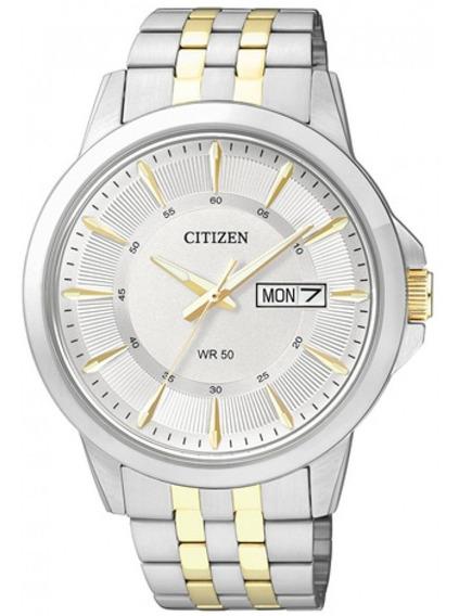 Relógio Citizen Bf2018-52a Masculino Misto Aço Classico