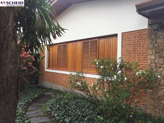 Linda Casa Térrea No Alto Da Boa Vista!!!!!! Oportunidade - Mr67522