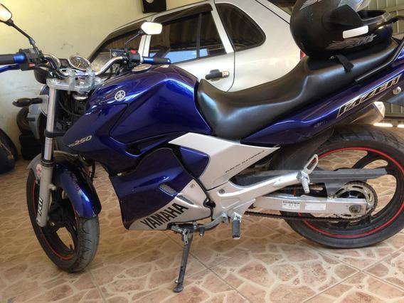 Yamaha Fazer Ys 250cc - Azul