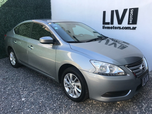 Nissan Sentra Advance  Pure Drive Año 2015 - Liv Motors