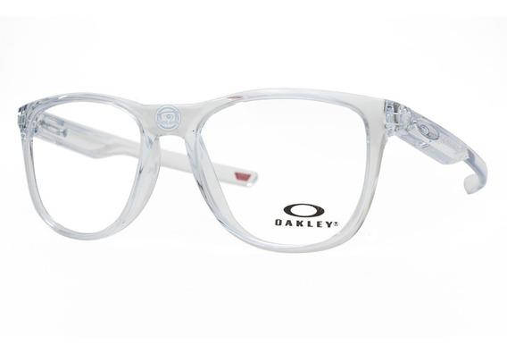 Lentes Oakley Oftálmicos Trillbe X 8130 03 Translucidos