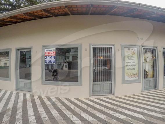 Loja Terreá Com Aprox. 22m², No Bairro Velha, Contendo 01 Banheiro E Estacionamento Frontal. - 3577873